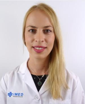 Dra. Rumyana Rosenova Ivanova
