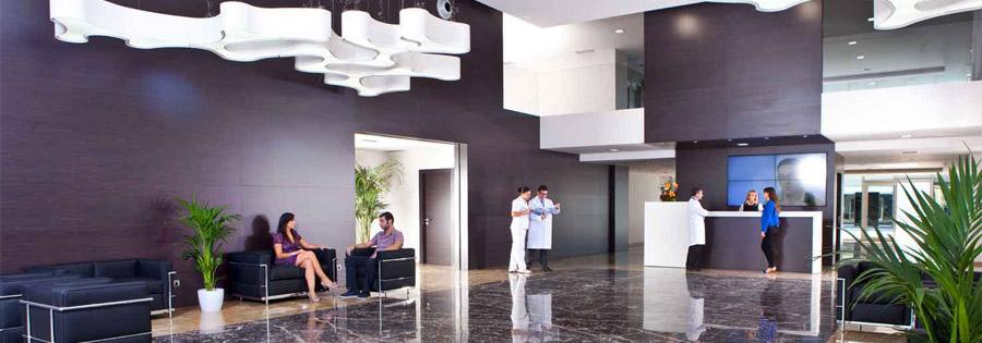 Hospitales con las mejores instalaciones