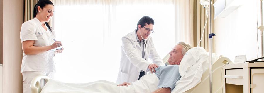 À IMED Hospitales  «Nous sommes ici pour prendre soin de vous»