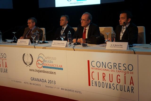 [ES][GR] Dr. Borja Merino - IMED Hospitales - Congreso Granada