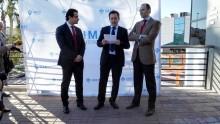 El alcalde y el conseller de sanidad inauguran las instalaciones de la policlínica IMED en Torrevieja