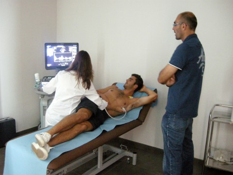 electrocardiograma deporitivo