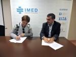Anémona firma un acuerdo con IMED