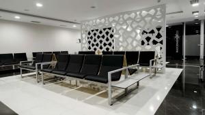 Sala de espera Radiodiagnóstico
