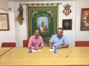 Luis Cuenca y Pepe Llinares