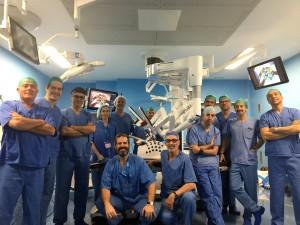 Doctores en Quirófano