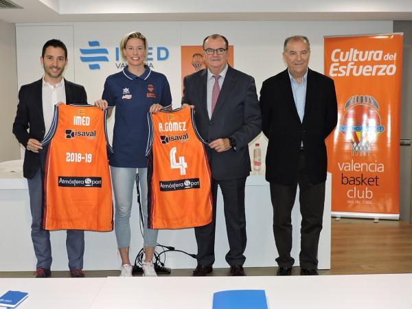 Presentación Valencia Basket