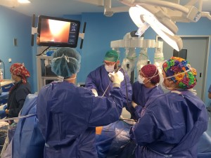 Cirugía Bariátrica con da Vinci Xi