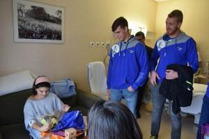 Balonmano Benidorm Visita