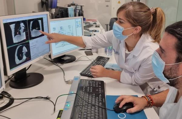 IMED Murcia introduce la radioterapia con control de movimiento