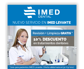 Servicio IMED Dental en Benidorm